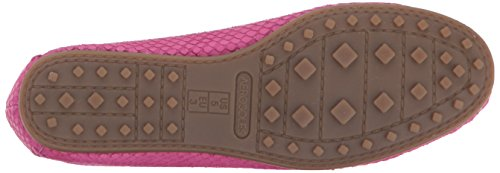 Aerosoles Women's Over Drive Slip-On Loafer Pink Snake pictures cheap price 100% guaranteed online l5CR0