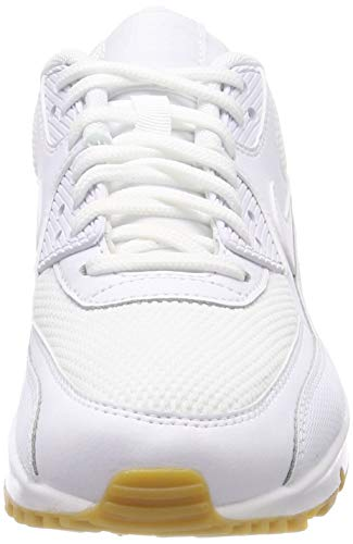Nike Light Scarpe da Max Multicolore Air Gum 90 Brown 135 Ginnastica White Donna White rqP6rSwn