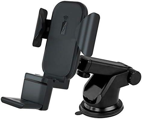 3 in 1車のワイヤレス充電器エアポッド用1 W充電アップルウォッチ用2 Wワイヤレス磁気充電器iPhone 8 X XR XS高速ワイヤレス充電カーマウント用