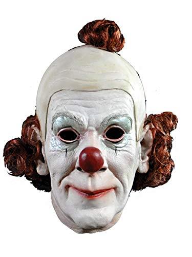 Trick Or Treat Studios Men's Circus Clown Mask Multi]()