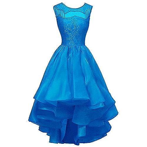 Blue Ocean Prom Dress