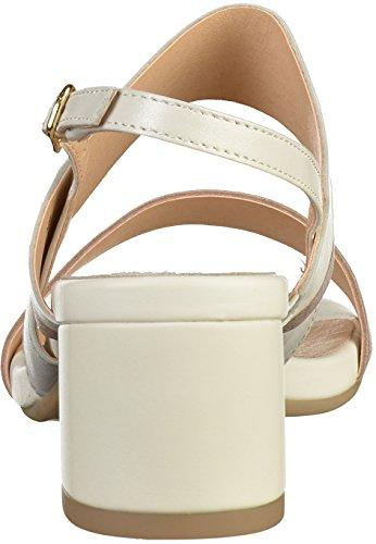 Caprice 9-28203-20 Damen Sandalen Weiß