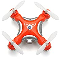 Cheerson CX-10C Mini 2.4G 4CH 6 Axis LED RC Quadcopter with Camera RTF,Nacome