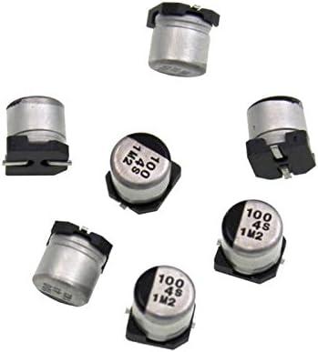 20x Smd Electrolytic Capacitor 100µf 4v 85 C Elektronik