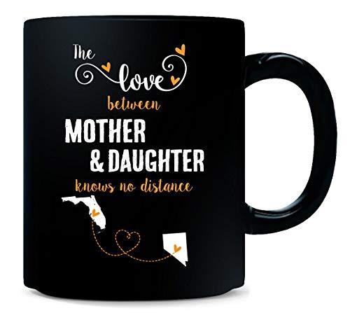 Love Between Mother & Daughter Florida To Nevada - Mug