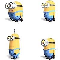 EP Memory Despicable Me 4-Pack 8GB USB Flash Drive: Dave, Kevin, Stuart, Bob