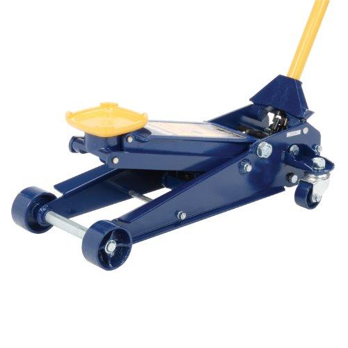Hein Werner Hw93642 Blue Hydraulic Service Jack 2 Ton