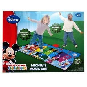 Disney Junior Mickey Mouse Clubhouse Mickey's Music Mat (Mickey Mouse Clubhouse Games compare prices)