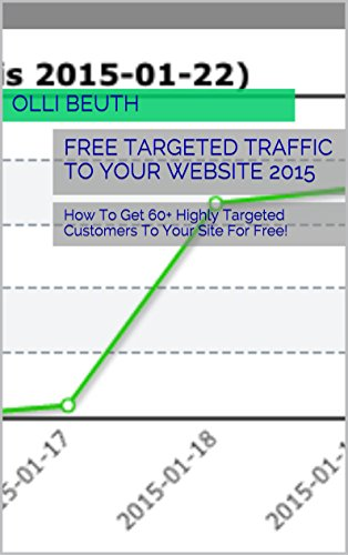 FREE TARGETED TRAFFIC TO YOUR WEBSITE 2015: How To Get 60+ Highly Targeted Visitors To Your Site For Free By Social Media Marketing! (BEST SEO BOOKS Book 4)