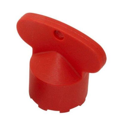 Plastic Neoperl 11 9050 5 Junior Cache Key for Junior Size Cache Aerators Red Color