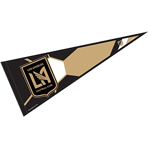 Club Pennant - Los Angeles Football Club Pennant and 12