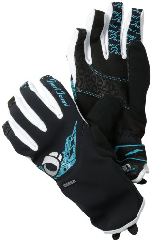 Spandex Gloves Pearl Izumi (Pearl Izumi Women's Pro Softshell Glove, Small, Black)
