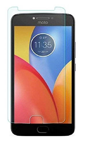 Cell loid™Tempered Glass Screen for Motorola Moto E4 Plus