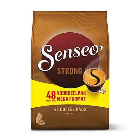 Senseo Strong Roast Coffee Pods 48-count Pods
