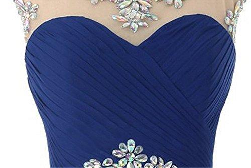 Schwarz Kleid A Drasawee Damen Linie f7SqFZH8c