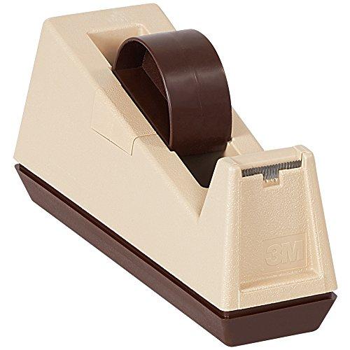BOX BTD3MC25 3M C-25 Table Top Dispenser, 3'' Core, Tan by Box (Image #1)