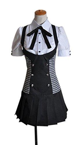 Inu X Boku Ss Shirakiin Ririchiyo Cosplay Costume (Dreamcosplay Anime Inu x Boku SS Roromiya Karuta Outfits Cosplay)