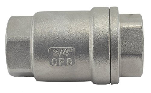 Stainless Vertical WOG1000 Cracking Pressure product image