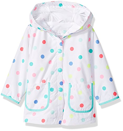 Carters Infant Toddler Printed Hooded