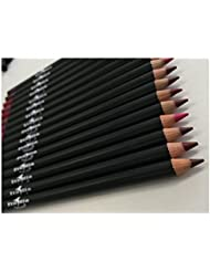 12pc Italia Deluxe Ultra Fine Lip Liner set
