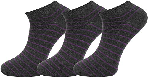 Mysocks Unisex Plain Trainer Socks
