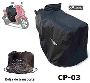 UNIK - Manta Térmica Cubre Piernas Universal para Scooter 100% Impermeable CP-03