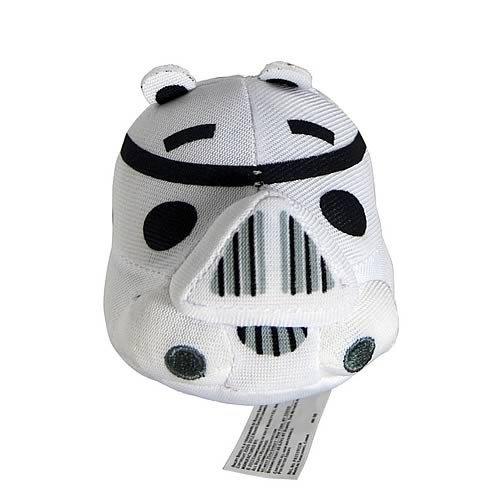 "Angry Birds - Star Wars - Storm Trooper Plush - 19cm 8"""