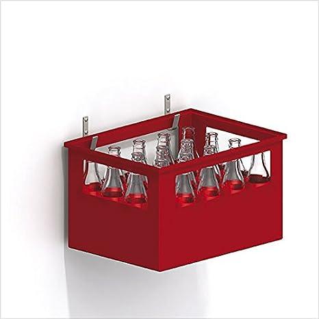 Fabricado en Alemania 6 unidades de montaje de pared ganchos de acero galvanizado 150 x 210 mm Capacidad de carga 85 kg