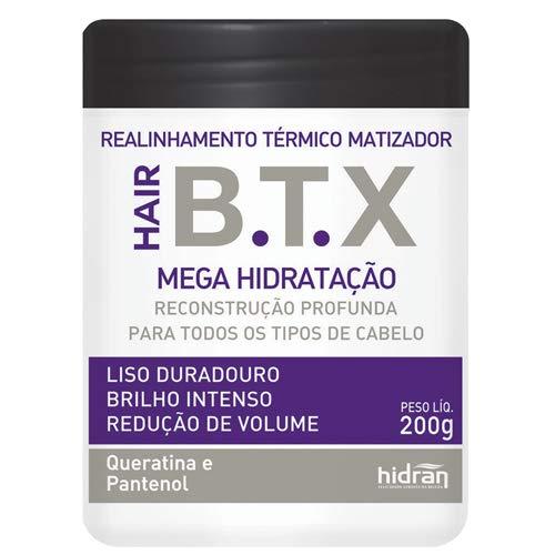 Hidran BTX, Producto alisador de pelo (Matizador) - 200 gr. 1318