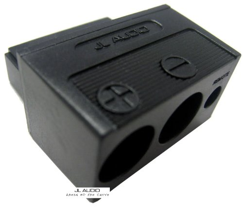 HD/MHD Ground Plug - JL Audio HD and MHD Amplifier Power Ground Remote Plug