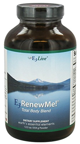 E3Live E3RenewMe! Total Body Blend - 12.5 oz