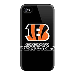 Cincinnati Bengals 4 Case Compatible With Iphone 6/ Hot Protection Case