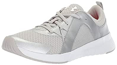 Under Armour Womens 3020243 Intent Trainer Gray Size: 9.5