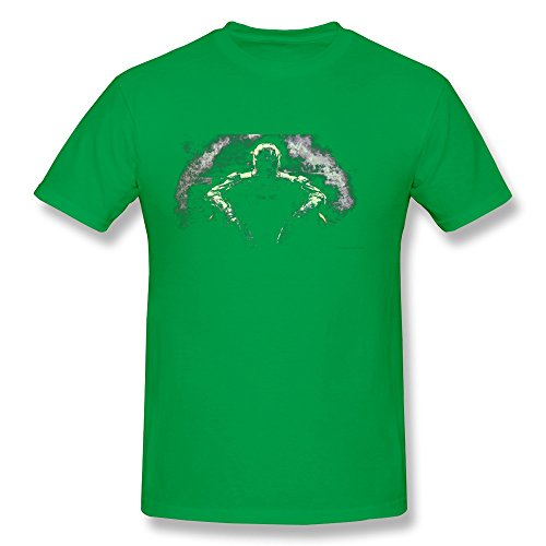 Price comparison product image YZ Game Call Of Duty Black Ops3 Fan Logo T Shirt For Men ForestGreen M