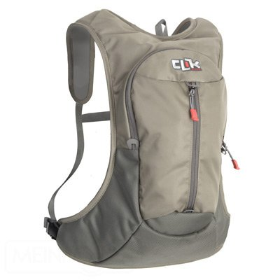 Clik Elite CE407GR Adrenalin Harness (Gray), Outdoor Stuffs