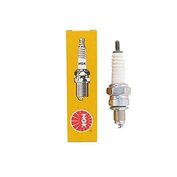 xfight de Parts Bujía NGK CR8EB, grupo C, Rosca 10 mm de diámetro, ancho de llave 16 05454269 de: Amazon.es: Coche y moto