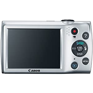 PowerShot A2500 16.0 MP Digital Camera with 5x Optical Zoom and 720p HD Video Recording by Canon