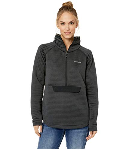 Columbia Park Range Pull-Over, X-Large, Black