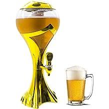 f3fc561a2c142 Torre Chopp Cerveja sempre gelada Resfriador Iluminado com Led