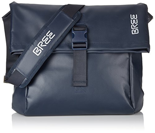 BREE Messenger Bag, BLUE (Blue) - 83251099 - more-bags
