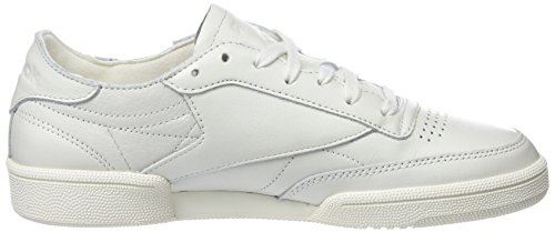 Trainers Reebok C White 85 Women's Club Dcn Chalk X7S7A1wq