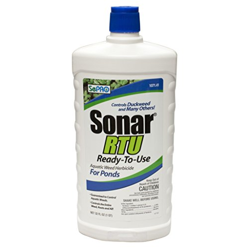 Sonar RTU aquatic weed herbicide by Sepro Corporation