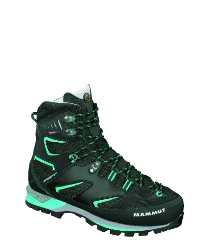 Mammut Trekking & Hiking Boots Magic Gtx W Black / Cyan 5d