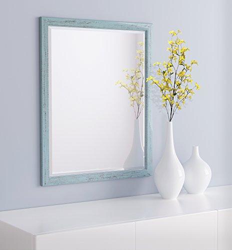 LND Reflections - Framed Beveled Mirror - 25