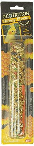 Ecotrition Cockatiel Golden Honey Treat Stick (C291) ()