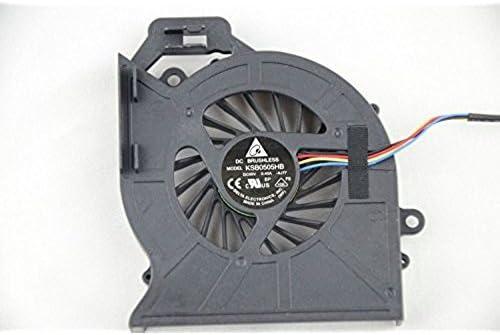 wangpeng New CPU Cooling Fan For HP Pavilion DV6-6000 DV6-6100 6157ea 6153ea Compatible Part Number KSB0505HB MF60120V1-C180-S9A