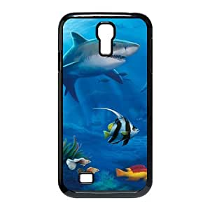 Fish Hard Back Cover Case for samsung galaxy s4 I9500 by icecream design