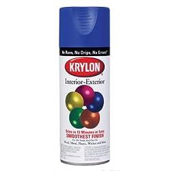 11 Oz Crystal Clear Protective Spray Paint Satin [Set of 6]