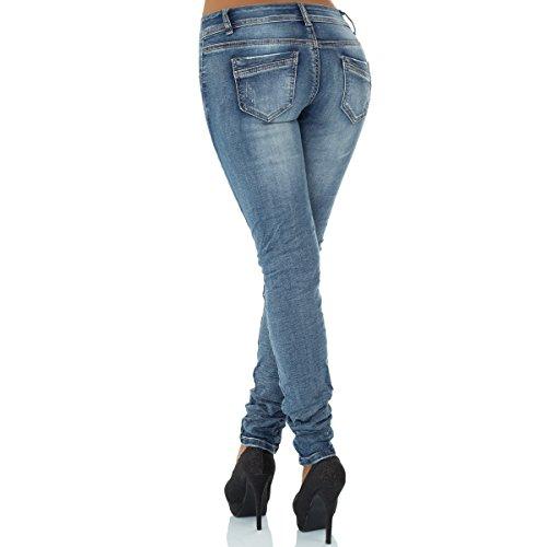 Jeans Blau Donna Blau Skinny Malucas Malucas Jeans Donna Malucas Skinny Jeans Skinny Donna pq4Hw4d