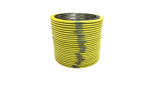 0.75 ID Pressure Class 900# Sterling Seal SSI9000.500304GR900X12 Spiral Wound Gasket with Flexible Filler for 1//2 Pipe Pack of 12 304 Stainless Steel Windings//Graphite//Carbon Steel Outer Ring